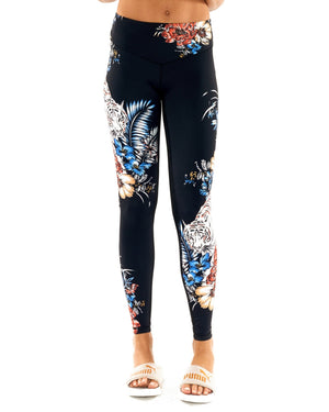 L'urv rumble in the jungle Tights - myactivestyle.no