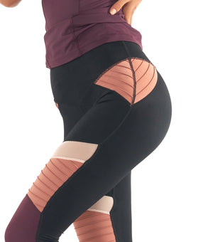 L'urv shake your booty rosa Tights - myactivestyle.no
