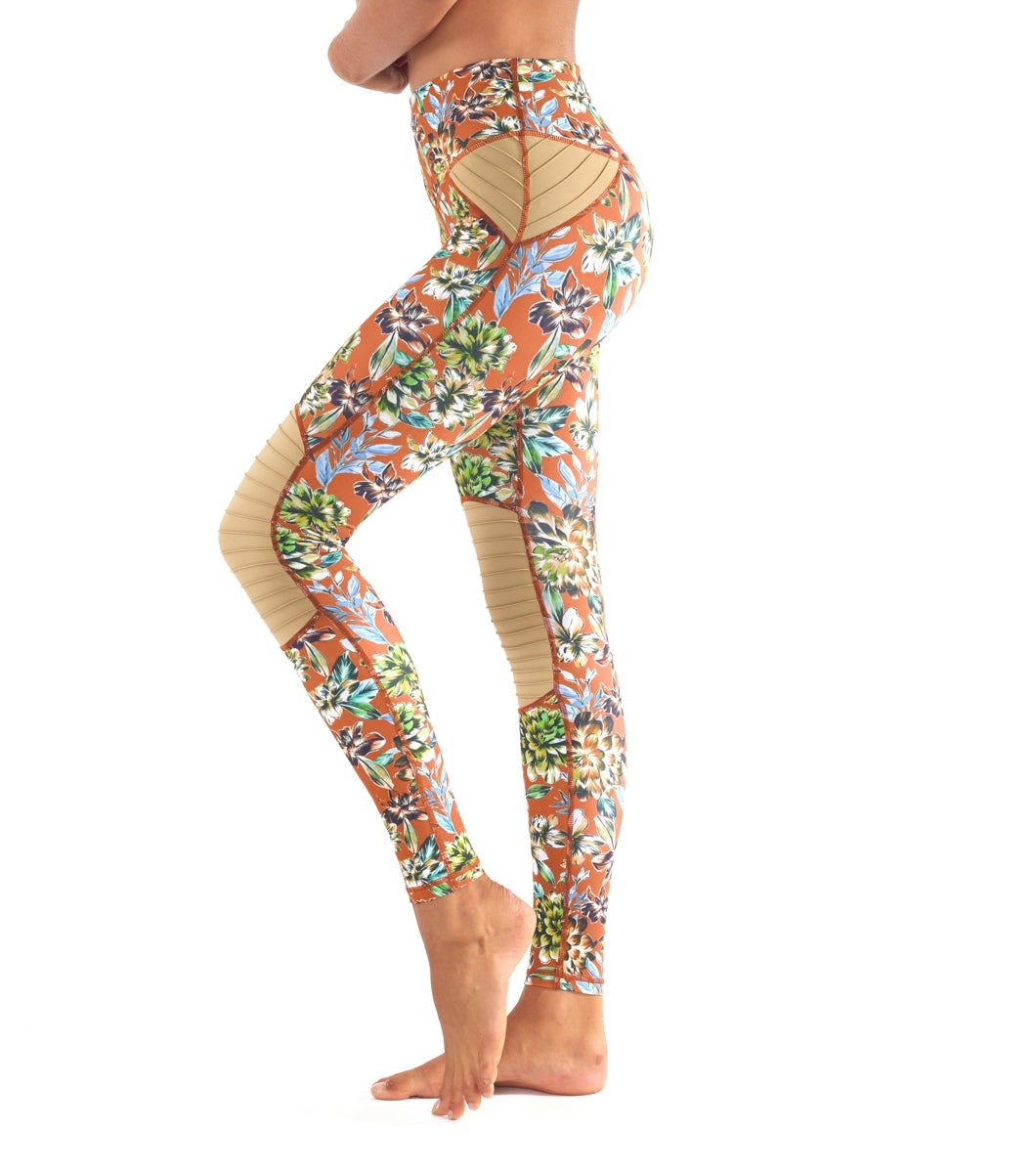 L'urv free love moto Tights - myactivestyle.no
