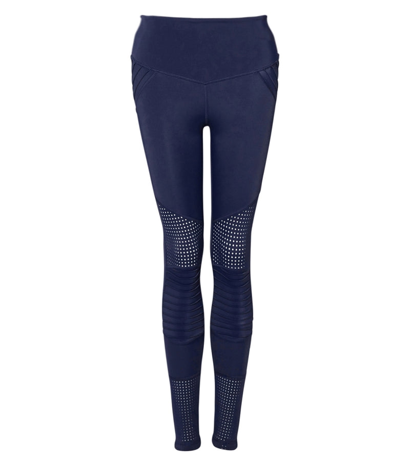 L'urv race ready moto blå Tights - myactivestyle.no