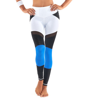 L'urv shake your booty hvit Tights - myactivestyle.no