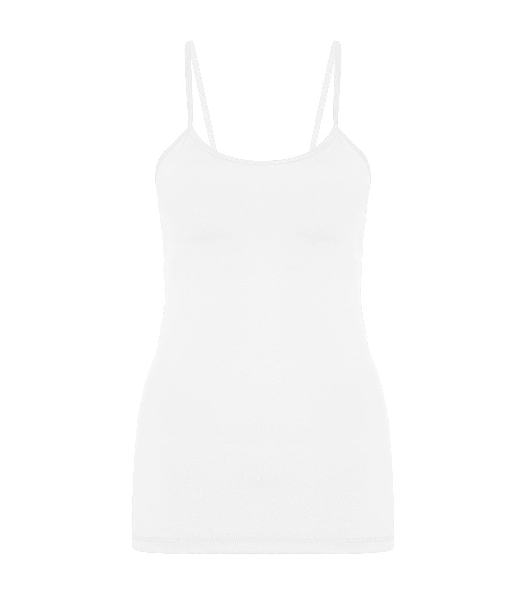 L'urv Pure days singlet hvit Topper - myactivestyle.no