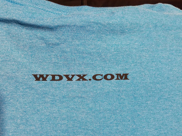 WDVX Logo T-Shirt - Women's Cut