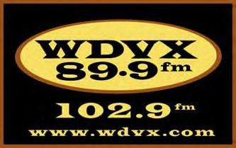 WDVX Bumper Sticker