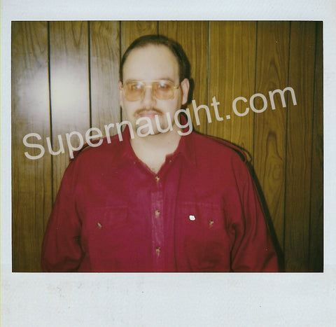 Richard Angelo Prison Polaroid