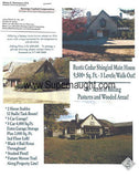 Herbert Baumeister two color ads for the sale of his home - Supernaught True Crime Collectibles - 1