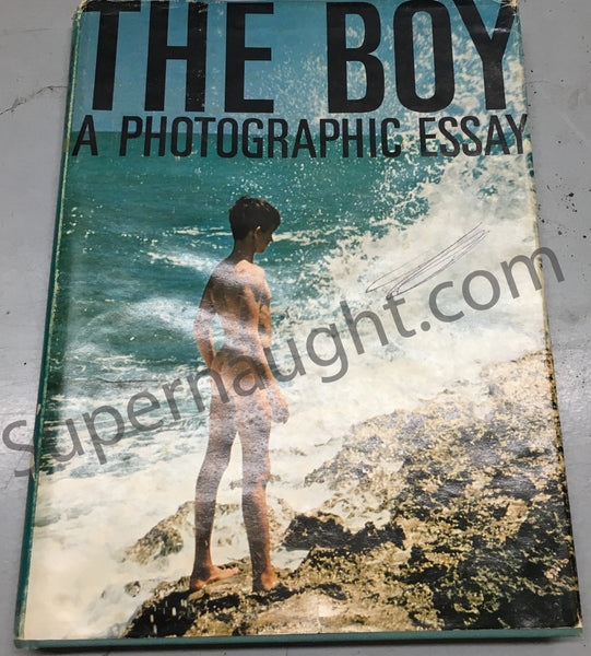 The boy a photographic essay