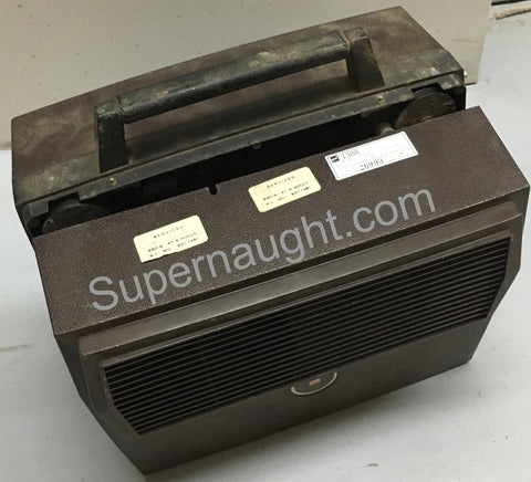 Bob Berdella Movie Projector