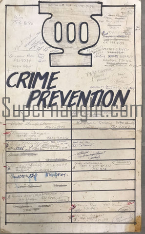 Robert Berdella Crime Prevention