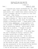 David Berkowitz two page letter signed David with envelope - Supernaught True Crime Collectibles - 1