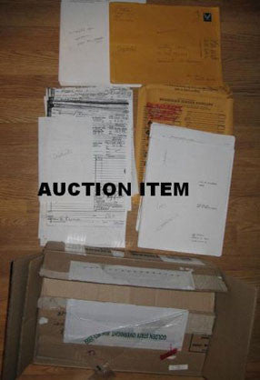 Lawrence Bittaker over 7 pounds of his personal property - Supernaught True Crime Collectibles - 1