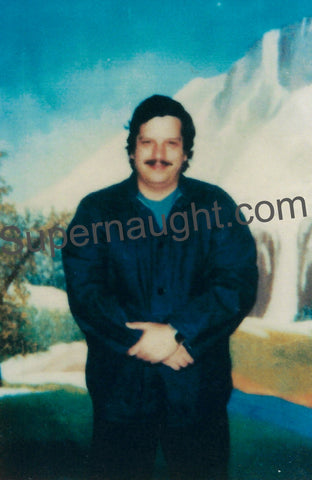 William Bonin Death Row Photo