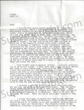 Ted Bundy 1978 letter signed with envelope from county jail - Supernaught True Crime Collectibles - 1