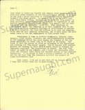Ted Bundy July 1978 two page letter signed and envelope set