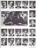 Ted Bundy Yearbook Signed