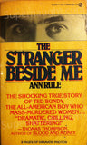Ted Bundy The Stranger Beside Me book Autographed