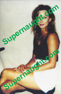 Cynthia Coffman early 1990s death row photo - Supernaught True Crime Collectibles