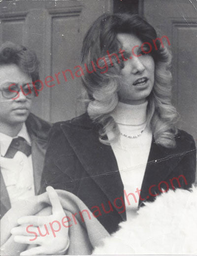 Patricia Columbo July 1977 Press Photo - Supernaught True Crime Collectibles - 1