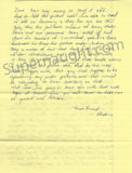 andre crawford signed letter illinois serial killer deceased