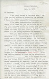 Albert DeSalvo three page letter signed Al with envelope - Supernaught True Crime Collectibles - 1