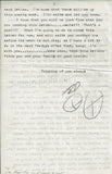 Albert DeSalvo three page letter signed Al with envelope - Supernaught True Crime Collectibles - 3