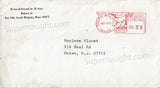 Albert DeSalvo three page letter signed Al with envelope - Supernaught True Crime Collectibles - 4
