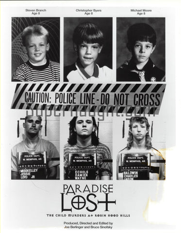 West Memphis 3 Paradise Lost
