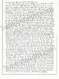 Albert Fish Confession Letter and Grace Budd Replica Flyers - Supernaught True Crime Collectibles - 3