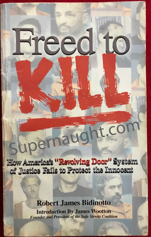 Freed to Kill Paperback