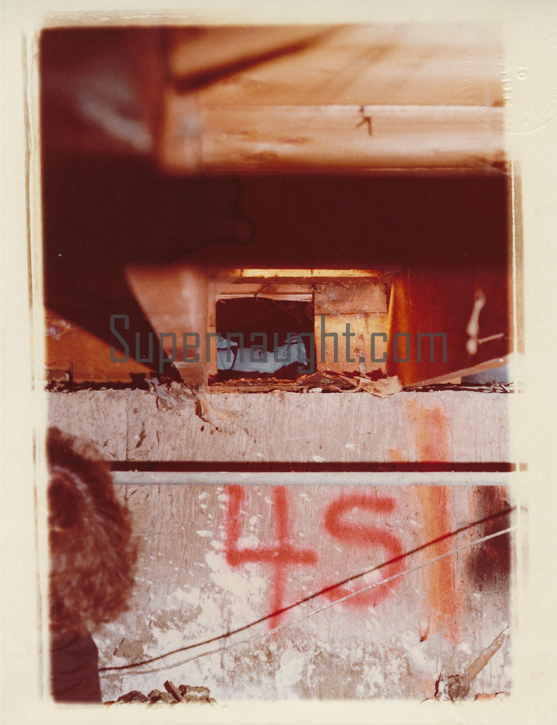 John Gacy Crawlspace Photo