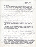 John Wayne Gacy two page letter attorney letter signed with envelope - Supernaught True Crime Collectibles - 1
