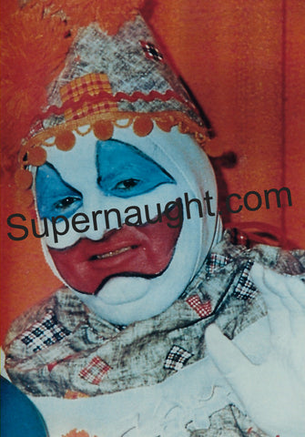 John Wayne Gacy Patches The Clown