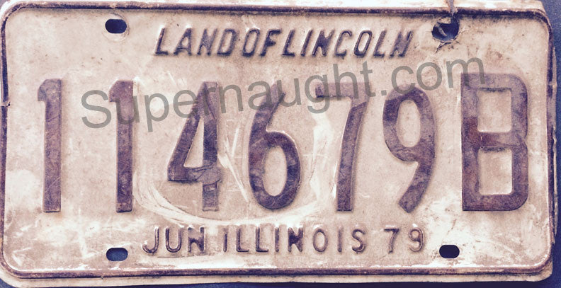 John Wayne Gacy snowplow license plate from his trial counsel
