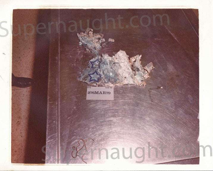 John Wayne Gacy crime scene trial exhibit crawlspace photo - Supernaught True Crime Collectibles