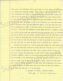 Donald Pee Wee Gaskins two page letter signed with envelope - Supernaught True Crime Collectibles - 2