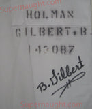 Bobby Ray Gilbert Signed Prison Issued Pants - Supernaught True Crime Collectibles - 3