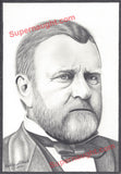 Bobby Ray Gilbert set of five Civil War prints - Supernaught True Crime Collectibles - 3