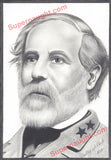 Bobby Ray Gilbert set of five Civil War prints - Supernaught True Crime Collectibles - 4