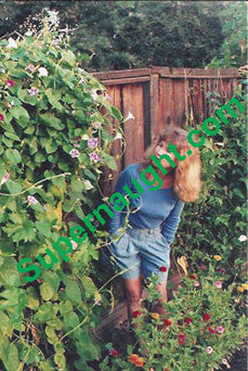 Sandra Good color photo taken in the 1990's - Supernaught True Crime Collectibles