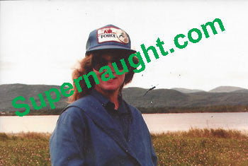 Sandra Good color photo taken in Vermont - Supernaught True Crime Collectibles