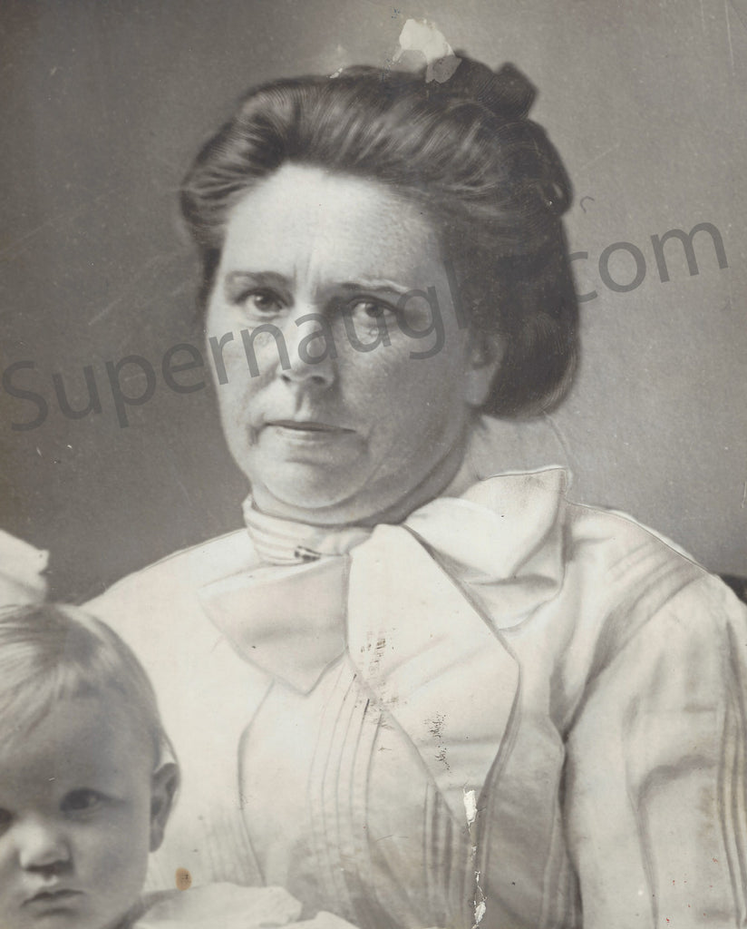 Belle Gunness Portrait Photo Indiana Illinois Serial Killer