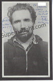 Gary Heidnik Photo Signed with Notated Newspaper Article