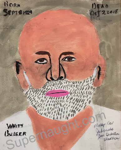 Whitey Bulger Painting