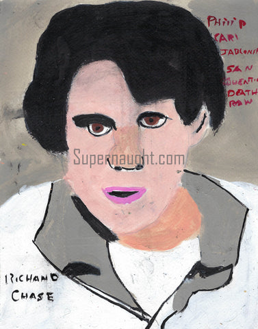 Richard Chase Painting Phillip Jablonski