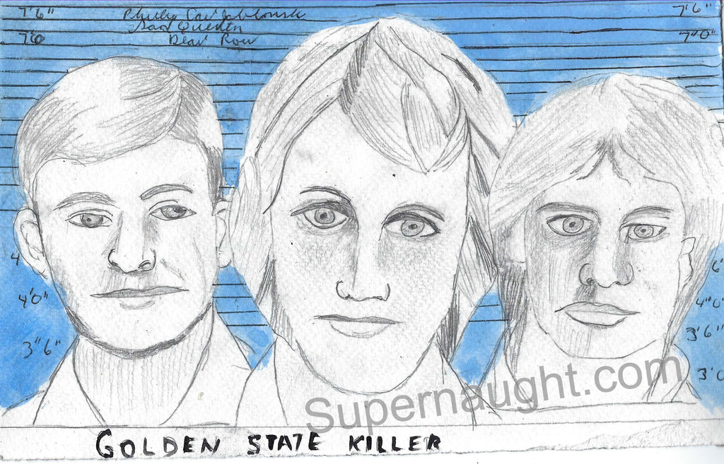 Golden State Killer Joseph DeAngelo