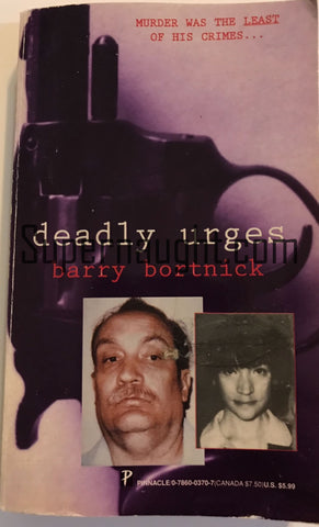 deadly urges book jablonski