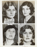 Winnie Ruth Judd Press Photo 1939