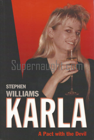 Karla A Pact With The Devil Stephen Williams Paperback 2003