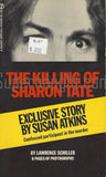 Killing of Sharon Tate 1970 Signet