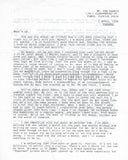 Andrew Kokoraleis letter signed chicago ripper